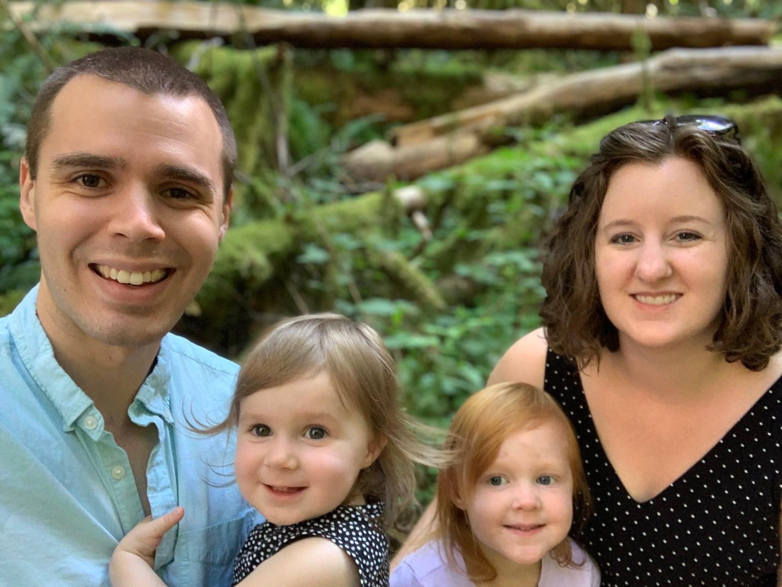 Jordan Keck and Family